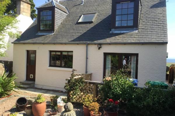 spencer cottage and garden after